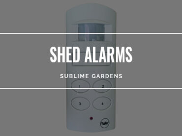 BEST SHED ALARMS