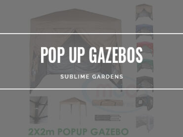 BEST POP-UP GAZEBOS