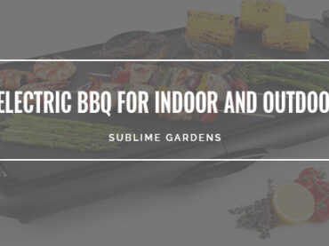 BEST ELECTRIC BBQ FOR INDOOR AND OUTDOOR USE