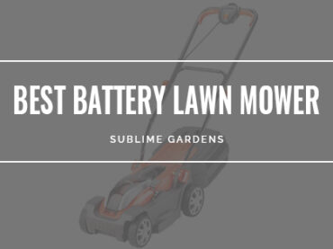 BEST BATTERY LAWN MOWERS
