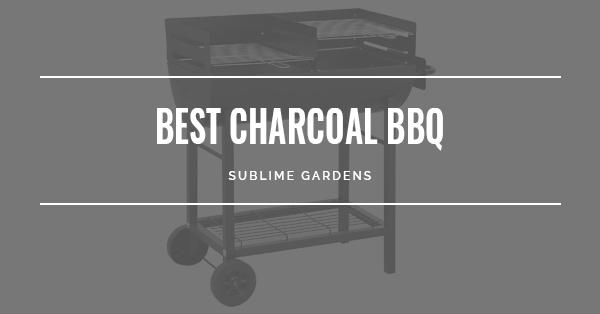 BEST CHARCOAL BBQ