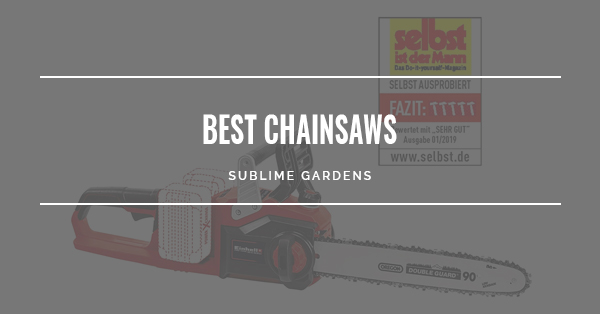 BEST CHAINSAWS WITH BRUSHLESS MOTORS