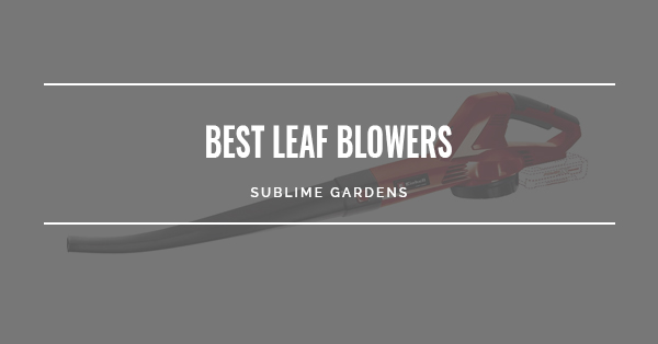 BEST CORDED OR CORDLESS POWER LEAF BLOWERS