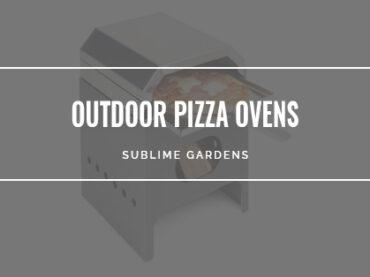 BEST OUTDOOR PIZZA OVENS