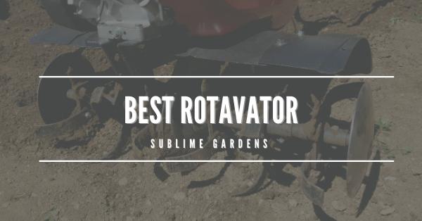 BEST ROTAVATOR